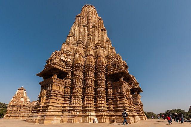 khajuraho- temple