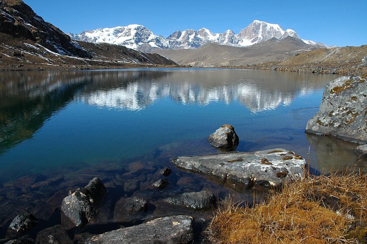 Lake Tsongmo, Gangtok