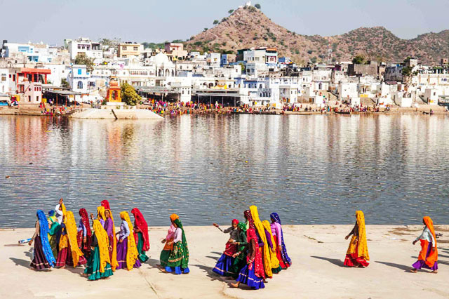 Lakes and Gardens in Rajasthan