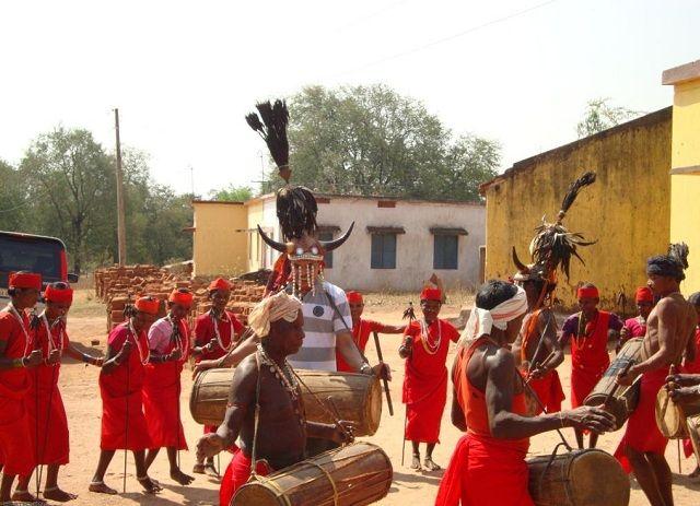 tribal dance chhattisgarh