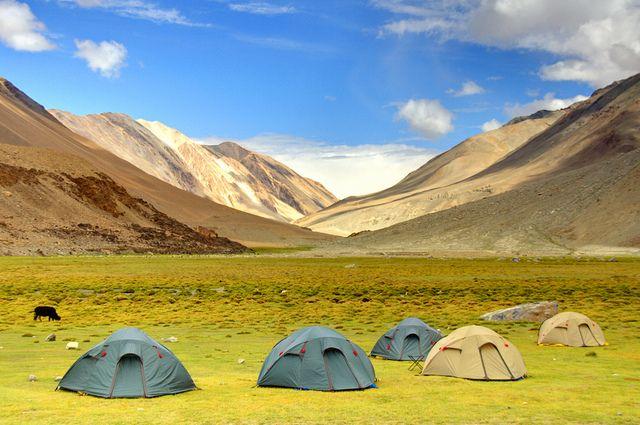 Camping, Ladakh
