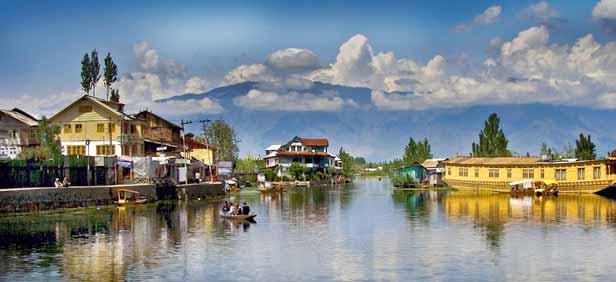 Srinagar, Kashmir Valley