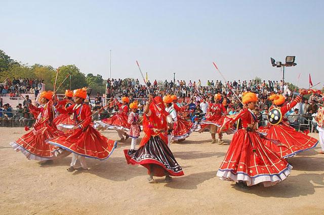 Summer Festival in Mount Abu