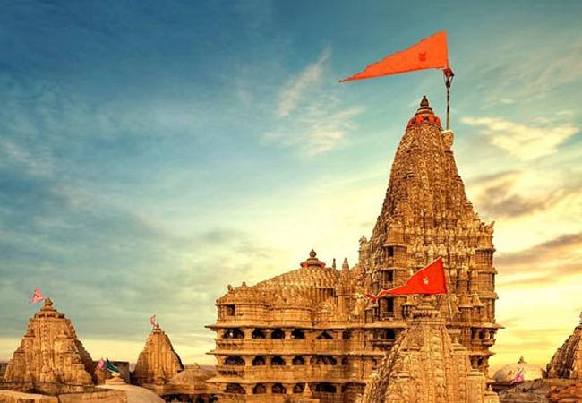 jagannath temple dwarka: famous places of chardham india