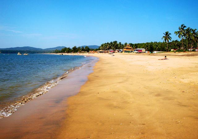 Agonda Beach: Best Goa Beaches
