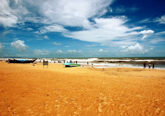Benaulim: Best Goa Beaches