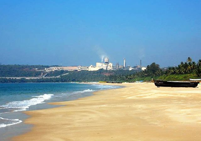 Cansaulim: Goa Beaches