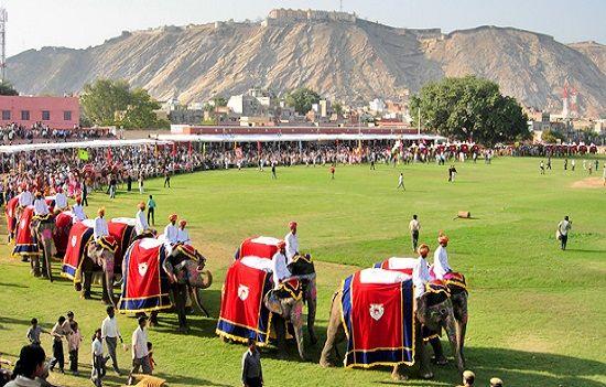 Elephant Festival in Rajasthan