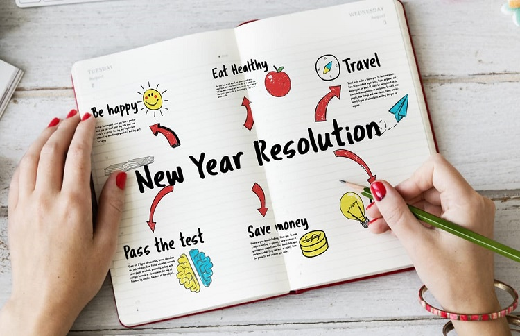 Easy to keep New Year resolutions