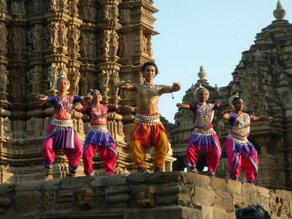 Khajuraho Dance Festival: Making Sculptured Art Alive Through Expressions & Movements
