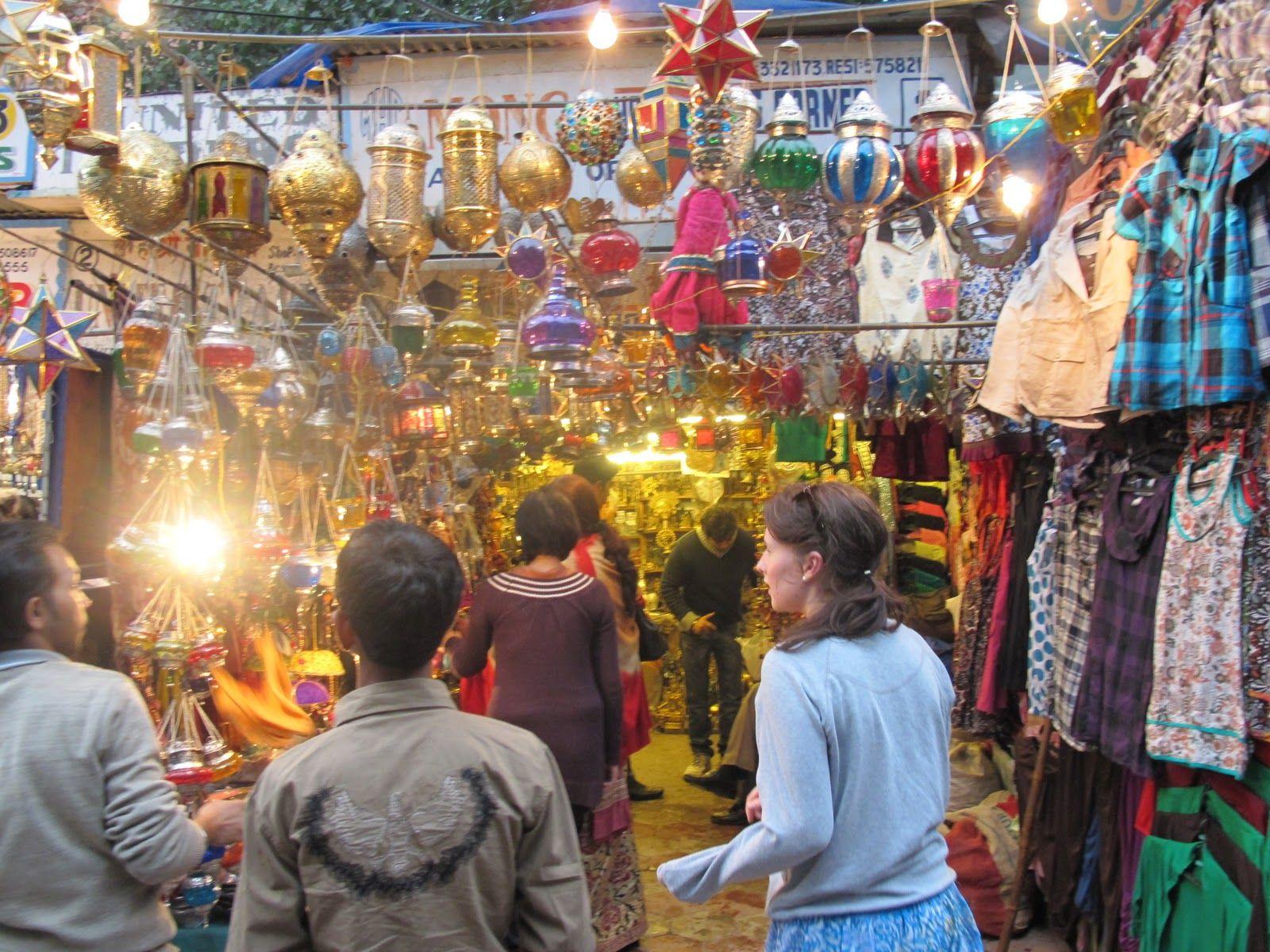 Top 7 Markets of Delhi for Shopaholics