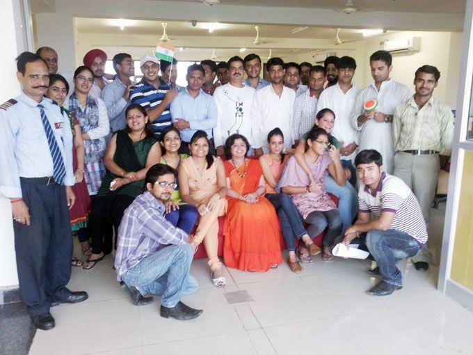 ihpl-office Team