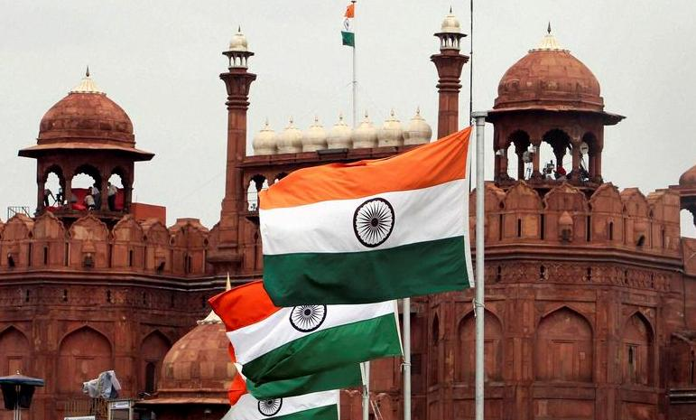 Independence Day Celebrations At Historic Lal Quila Delhi