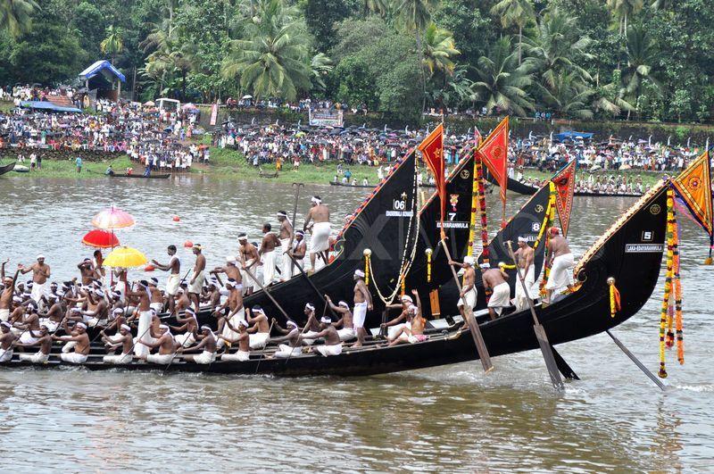 Aranmula Snake Boat Race festival