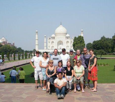 Delhi-Agra-Trip