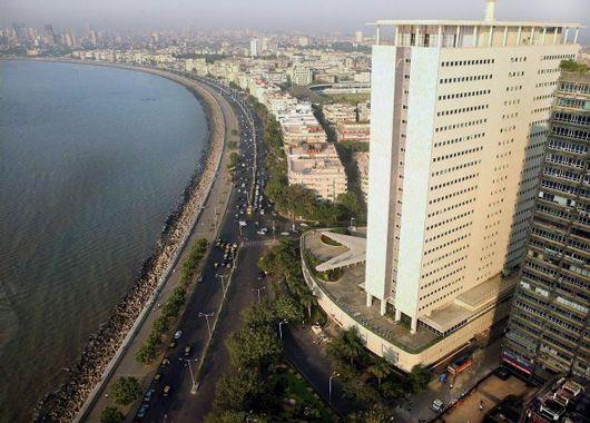 Oberoi hotel in Mumbai