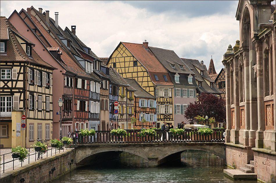 Colmar Village, France