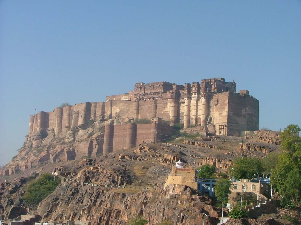 Mehrangarh-Fort Jodhpur