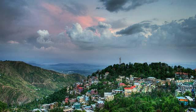 Mc-loead Ganj Himachal Pradesh