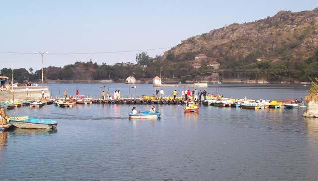 Boating In Mount Abu