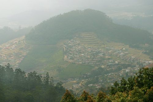 ooty hill stations