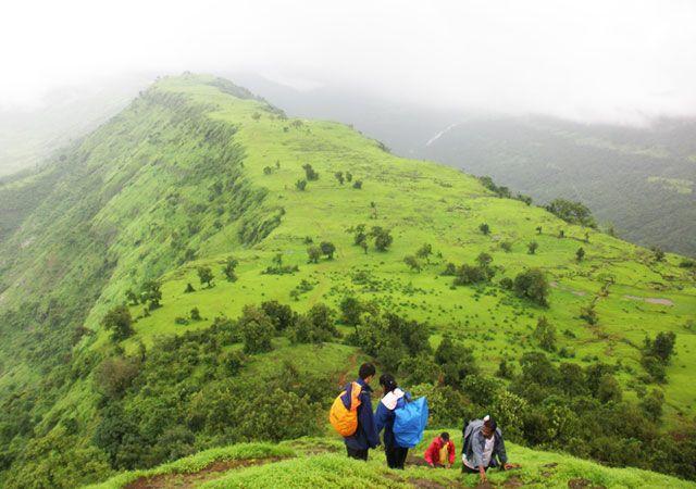 Matheran Hill in Maharashtra