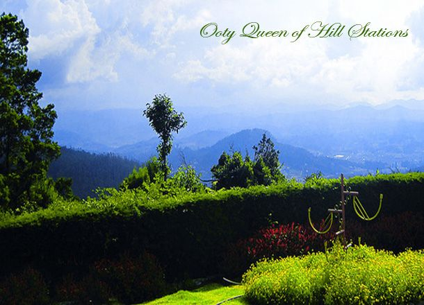 ooty hill stations tour