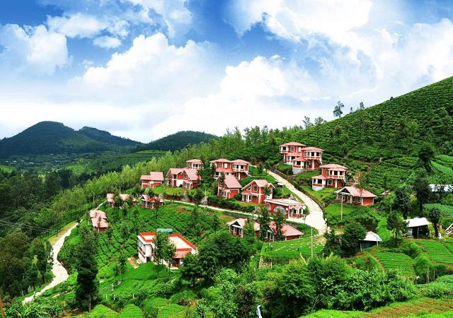 Ooty in Tamilnadu