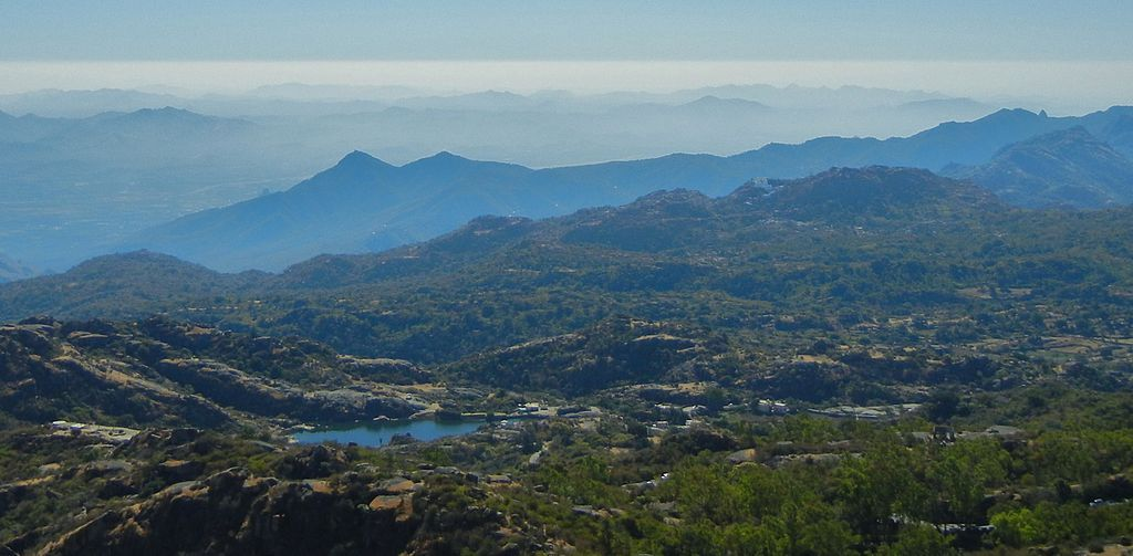 Arbuda Mountain, Mount Abu