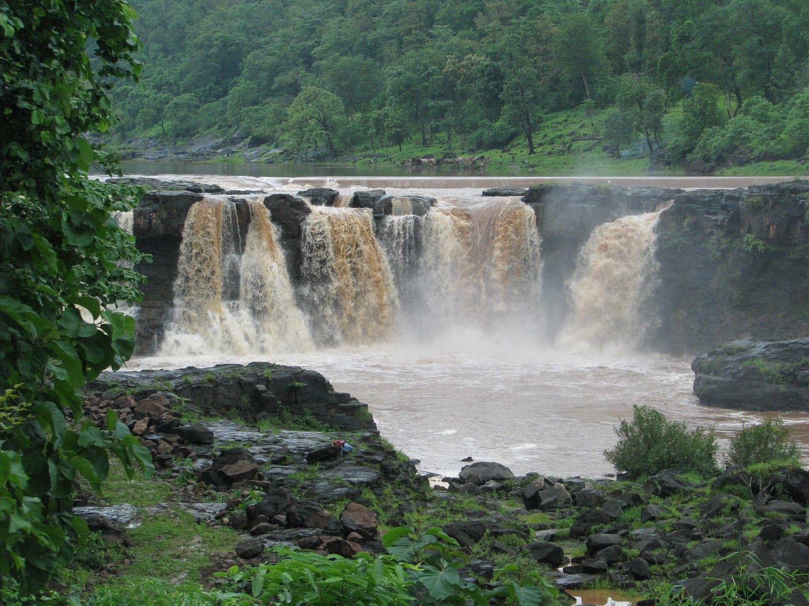 Gira Waterfalls in Dangs, Saputara