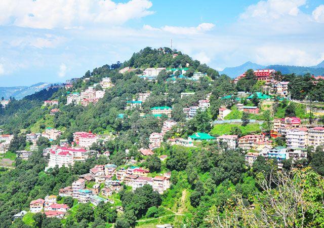Shimla in Himachal Pradesh
