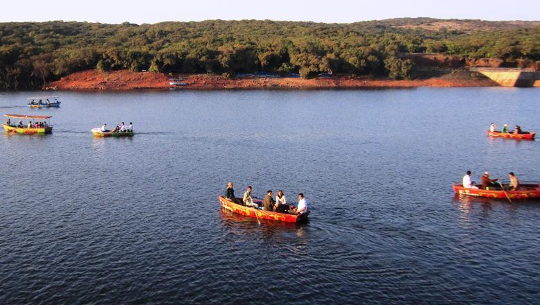 Venna Lake in Mahabaleshwar