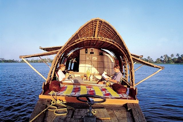 Alleppey: Honeymoon Destinations in India