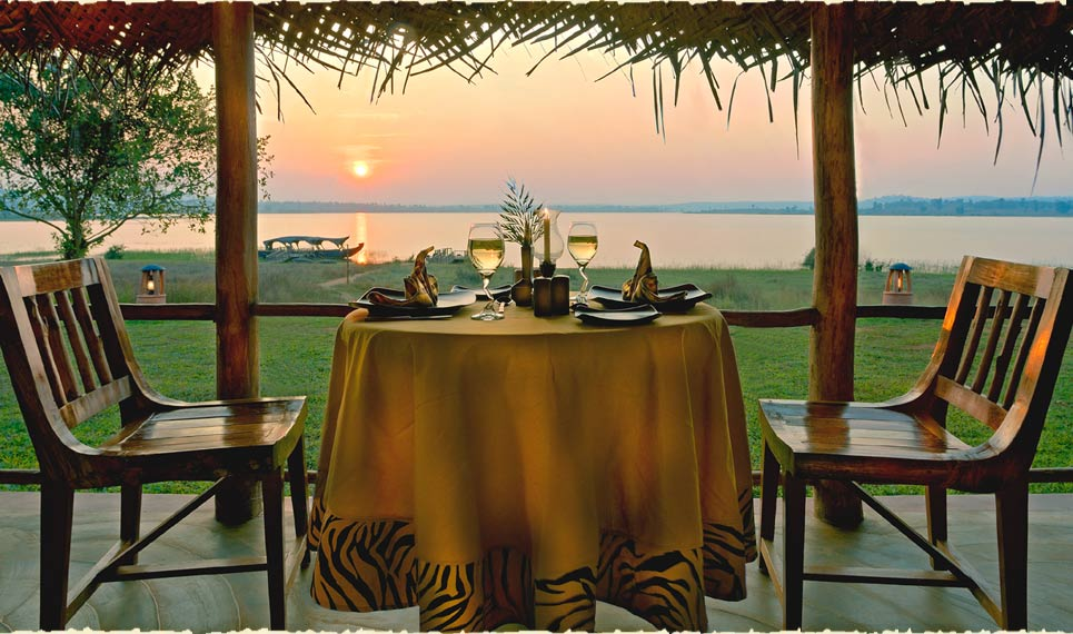 Orange County Resort in Kabini