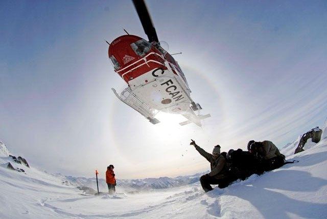 Helli Skiing, Gulmarg
