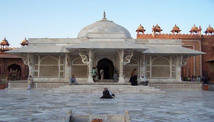 Sheikh-Salim-Chisti-Dargah-Fatehpur-Sikri