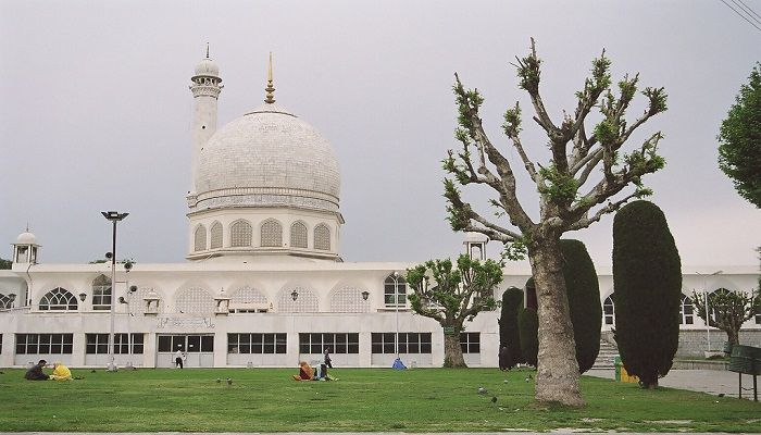 Hazratbal Shrine Srinagar