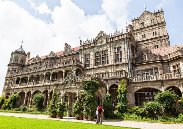Viceregal Lodge,Shimla