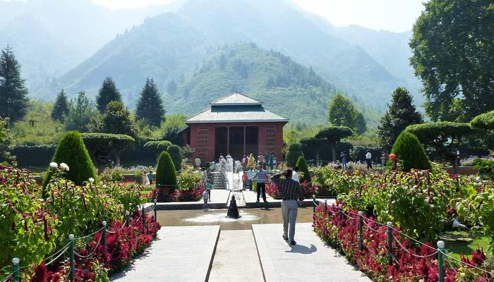Chasme Shahi Garden
