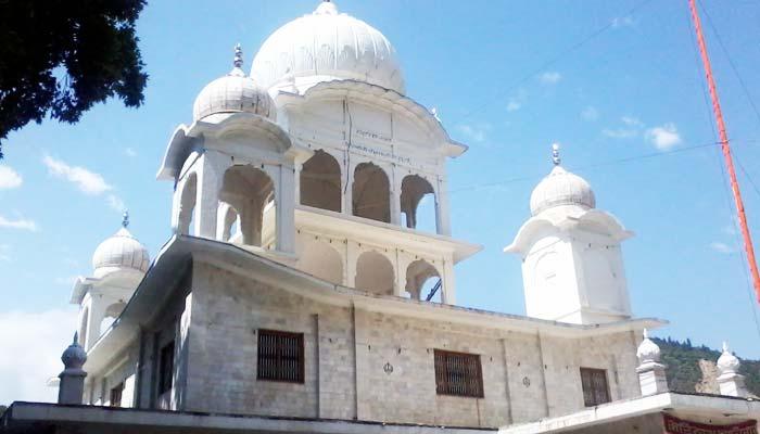Chatti Padshahi Gurudwara Srinagar