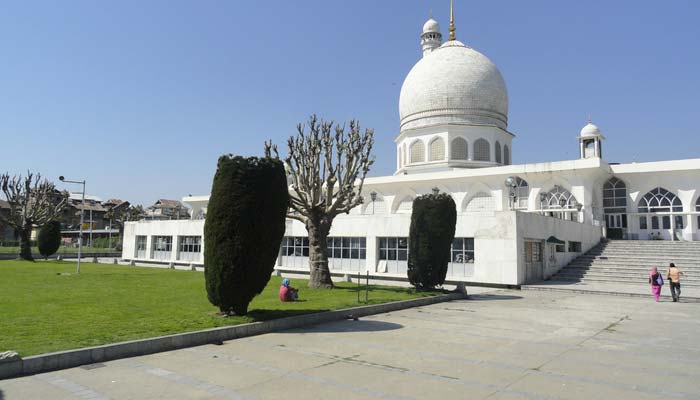 Hazratbal Shrine Srinagar