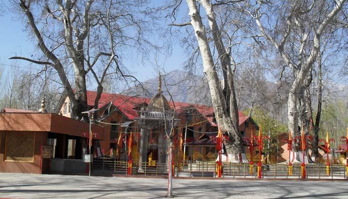 Kheer Bhawani Temple Srinagar