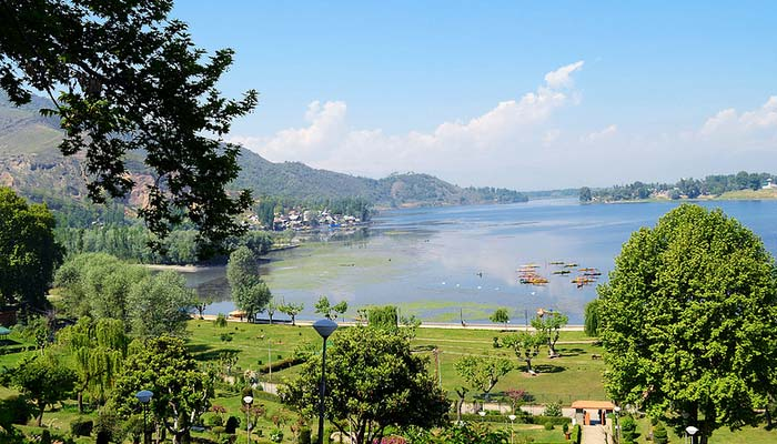 Manasbal Lake Srinagar