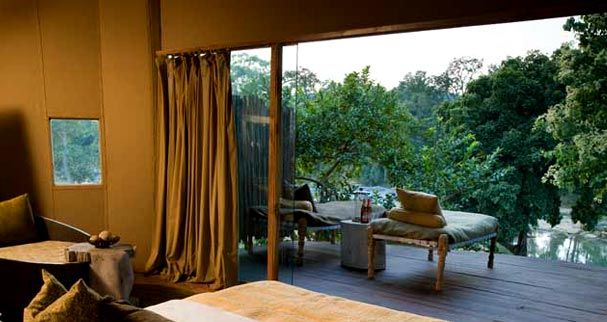 Banjaar Tola - Luxury Wildlife Camp in Kanha, Madhya Pradesh