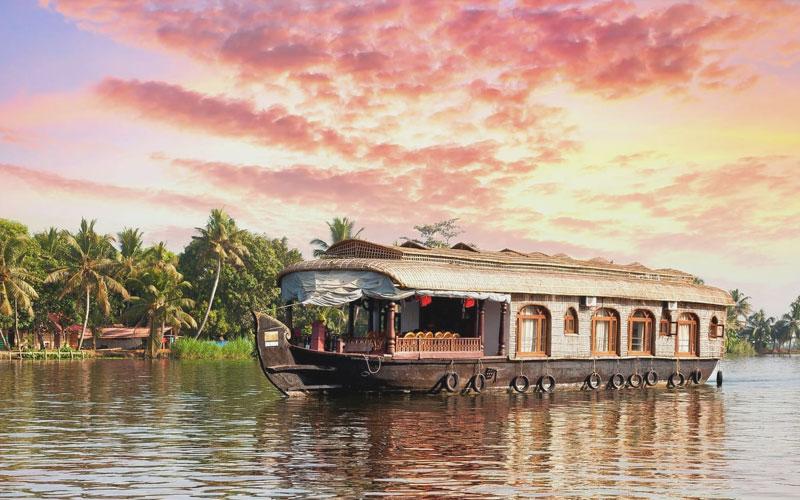 Kumarkom Backwater
