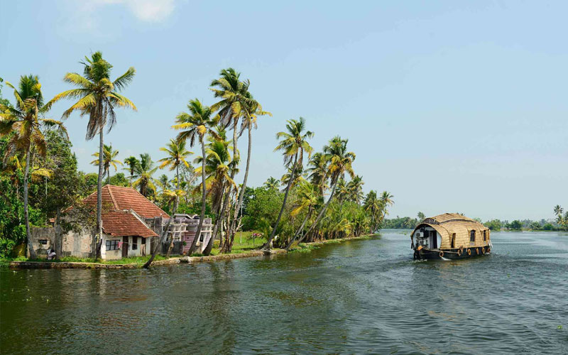 Kollam Backwater