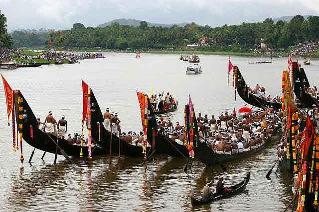 Kerala Boat Festival
