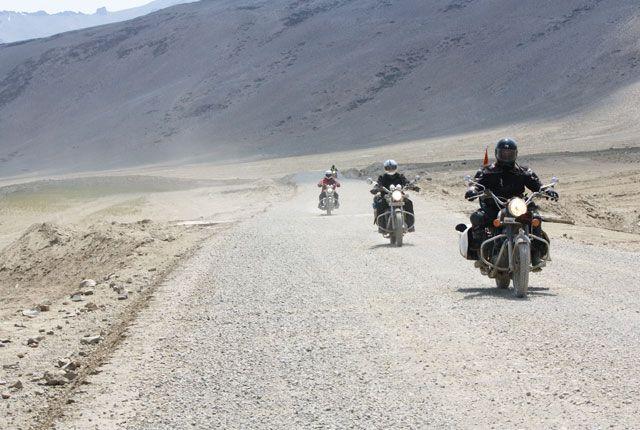 BikeTrip to Ladakh