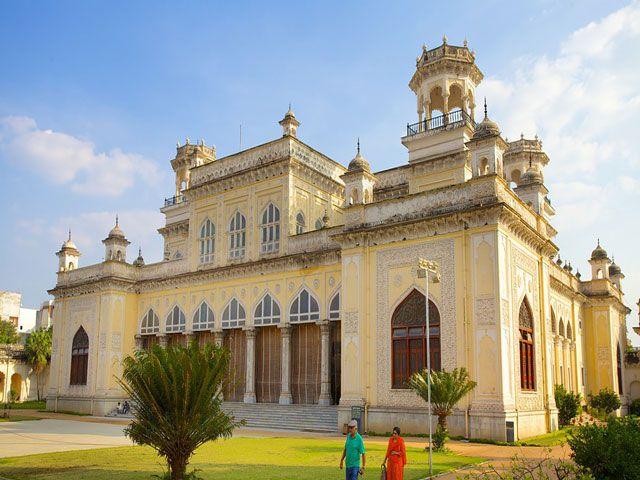 Chowmahalla Palace in Hyderabad