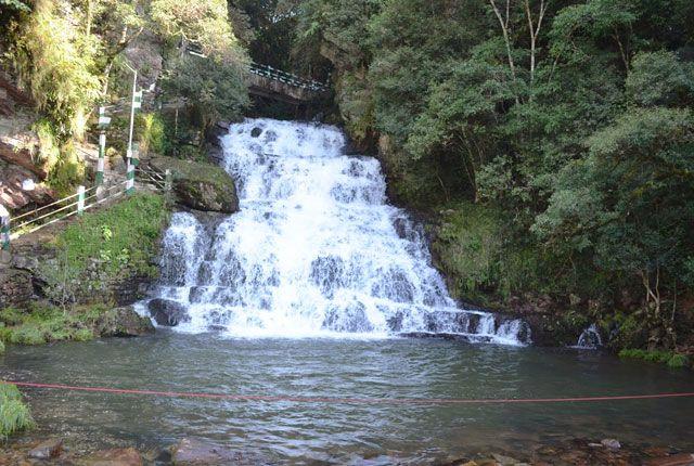 Elephant Waterfall, Shillong